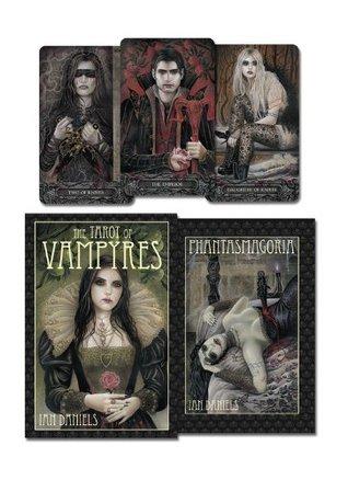 The Tarot of Vampyres [With Phantasmagoria]
