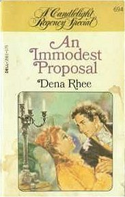 An Immodest Proposal (Candlelight Regency #699)