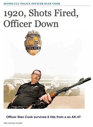 Descarga gratuita del libro de frases en espanol 1920, Shots Fired, Officer Down