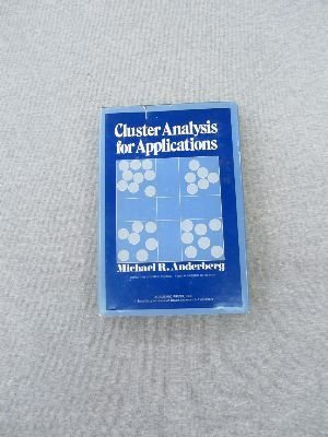 Cluster Analysis for Applications