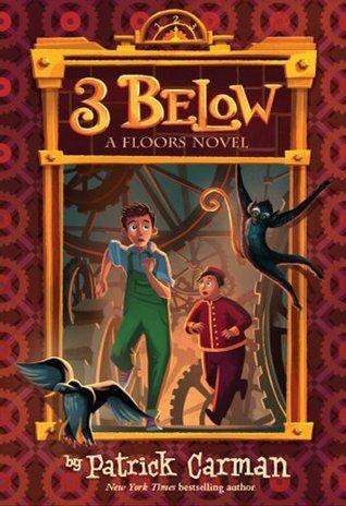 3 Below by Patrick Carman