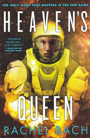 Heaven's Queen by Rachel Bach