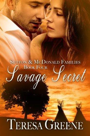 Savage Secret (Sutton and McDonald Families #4)