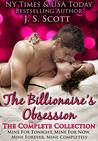 The Billionaire's Obsession ~ Simon by J.S. Scott