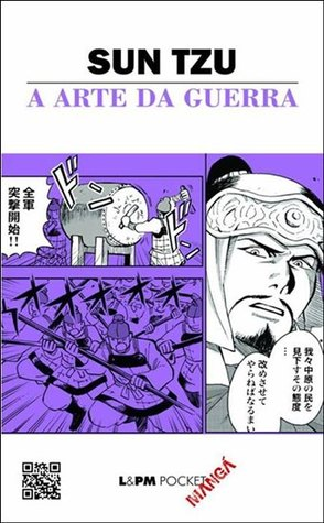 A arte da guerra - mangá