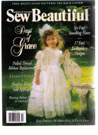 Sew Beautiful, Easter 1997 (Volume Ten-Number Three)