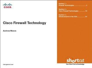 Cisco Firewall Technologies (Networking Technology: Security)