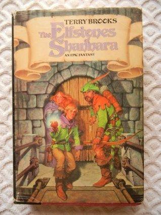 The Elfstones Of Shannara - Book Club Edition