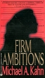 Firm Ambitions(Rachel Gold Mysteries #3)