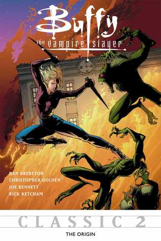 Buffy The Vampire Slayer: The Origin(Buffy Cazavampiros Recerca 1)