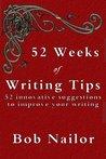 52 Weeks of Writing Tips