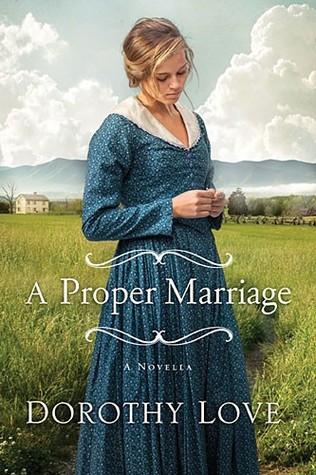 A Proper Marriage(Hickory Ridge Romance)