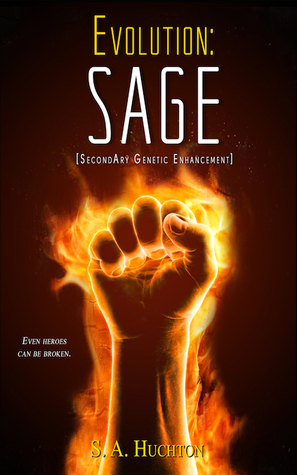 Sage (The Evolution, #2)