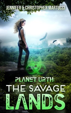 The Savage Lands by Jennifer Martucci