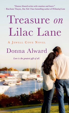 {Review} Treasure on Lilac Lane by Donna Alward