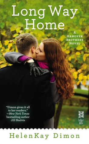 {Review} Long Way Home by HelenKay Dimon