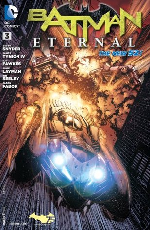 Batman Eternal #3