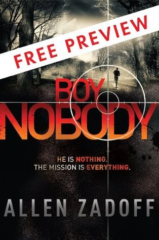 Boy Nobody FREE PREVIEW Edition (The Unknown Assassin)