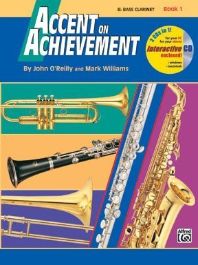 Accent On Achievement Book 1- Conductor's Score (A Comprehensive Band Method That Develops Creativity and Musicianship, Book 1)