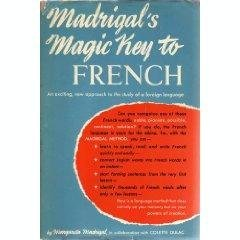 madrigals magic key to french pdf