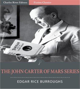 The John Carter of Mars Series: Volumes 1-5