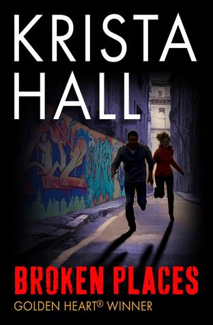 Ebook Broken Places by Krista Hall PDF!