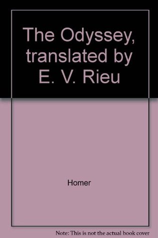 The Odyssey, translated by E. V. Rieu