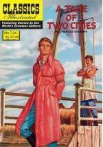 A Tale of Two Cities (Classics Illustrated #35)