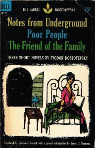 Notes from Underground/Poor People/The Friend of the Family