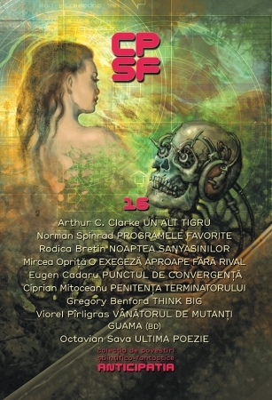 Colecţia de Povestiri Ştiinţifico-Fantastice (CPSF A #16)