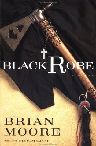 Black robe by brian moore 219920 fandeluxe Gallery