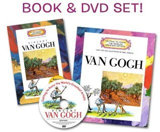 Getting To Know Vincent Van Gogh (Artist Book & DVD Set) (Getting To Know The World's Greatest Artists)