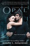 Book cover for Opal (Lux, #3)