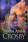 Once Upon A Highland Legend (Guardians Of The Stone, #1.5)