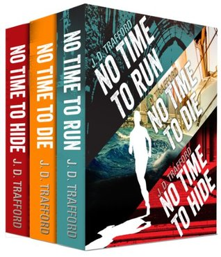 """The """"No Time"""" Boxed Set Featuring Michael Collins: No Time To Run; No Time To Die; No Time Hide"""