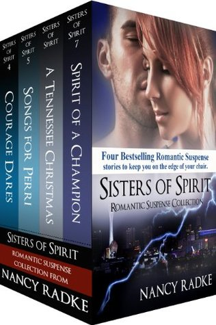 Sisters of Spirit, Romantic Suspense Collection(Sisters of Spirit)