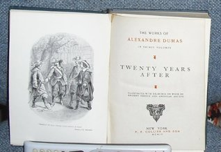 Twenty Years After (The Works of Alexandre Dumas in Thirty Volumes, 13)