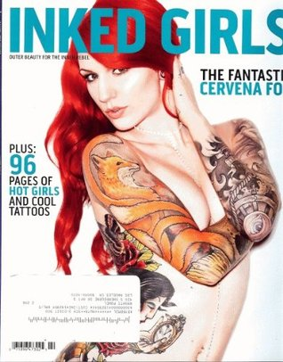Inked Girls 2013 January/February - Cervena Fox: cover + 10 pages