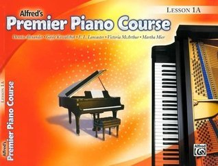 Alfred's Premier Piano Course, Level 1A - 3 Book Set (3 Book including 1 CD Set, Lesson, Theory, Performance Books)