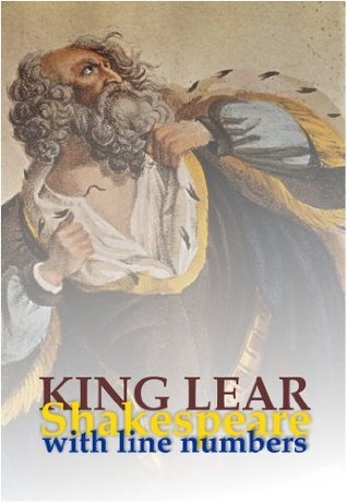KING LEAR: Shakespeare - with line numbers