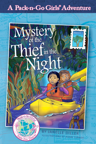 Mystery of the Thief in the Night(Pack-n-Go Girls, Mexico 1)