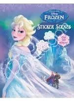 Frozen Sticker Scene
