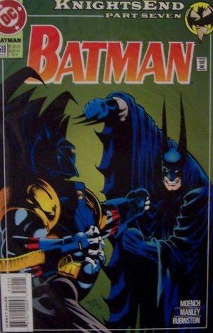 Batman #510 (August 1994)