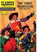 The Three Musketeers (Classics Illustrated #25)