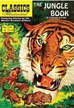 The Jungle Book (Classics Illustrated #8)