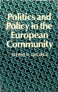 Politics and Policy in the European Community