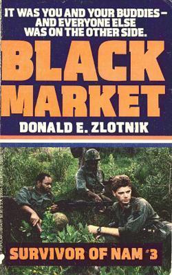 Black Market (Survivor of Nam, #3)