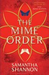 Book cover for The Mime Order (The Bone Season, #2)