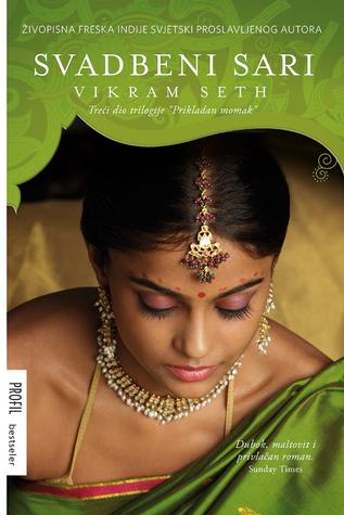 Svadbeni sari (Prikladan momak #3)