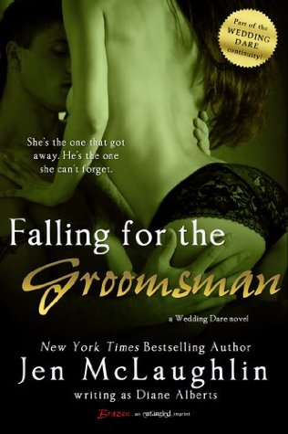 Falling for the Groomsman (Wedding Dare, #1) by Diane Alberts